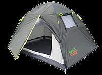 Палатка двухместная 1001 GreenCamp
