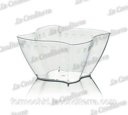 Пластиковая креманка «Elika» 375-00 (350 мл)