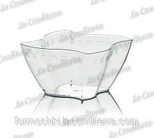 Пластикова креманка «Elika» 375-00 (350 мл)