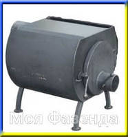 Печь на твердом топливе. Печь длительного горения (4,5 кВт)