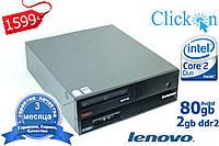 Компьютер Dual Core / 2gb / 80gb / гарантия от магазина!