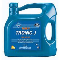Моторное масло ARAL HighTronic J 5w30 4л