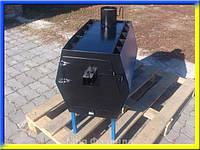 Буржуйка дровяная для отопления помещений до 50 м2