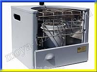 Печь на дизтопливе для приготовления пищи и обогрева Мотор Сич