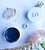 Гель-краска Le Vole CGP- 023 синий перламутр