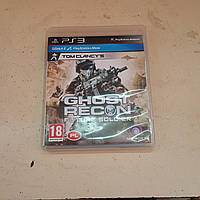 Диск Tom Clancy's Ghost Recon Future Soldier Sony PlayStation 3 PS3 Лицензия