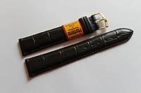 Ремешок для часов Modeno-кожаный ремень для часов коричневого цвета 20 мм.