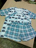 Пижама для кормящих мам