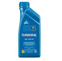 Моторное масло ARAL Turboral  10w40 1л