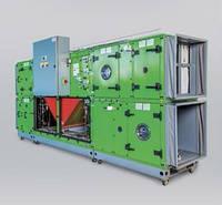 Кондиционерные установки MANDIK с тепловым насосом