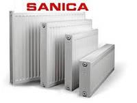 Сталевий радіатор Sanica 22 500-400