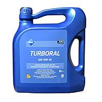 Моторное масло ARAL Turboral  10w40 5л