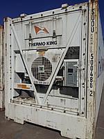 40-футовый рефрижераторный контейнер 2003 года