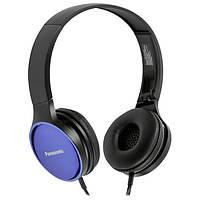 Наушники накладные Panasonic RP-HF300GC-A Blue (RP-HF300GC-A)