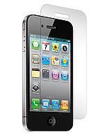 Защитное стекло Tempered Glass iPhone 4 без упаковки, фото 2