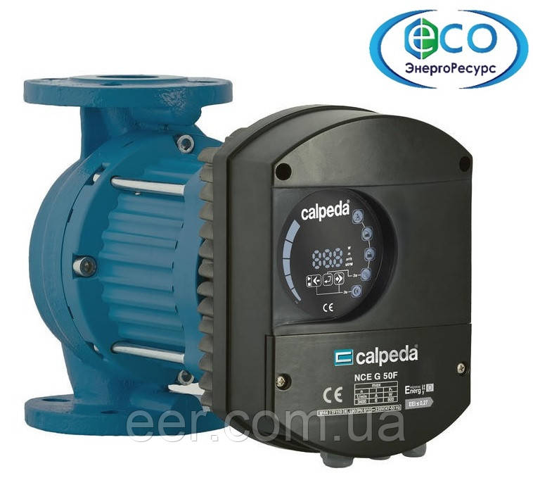 Циркуляционный насос Calpeda NCE G 80F-130/360