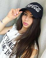"""Женская стильная кепка """"Coca Cola"""", фото 1"""