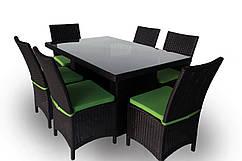 Комплект мебели из ротанга Грация