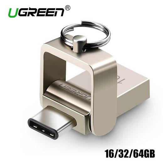Ugreen USB Flash Drive OTG USB 3.0 Type-C 16 GB