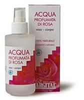 """Ароматическая тонизирующая вода для лица и тела """"Роза"""" 125мл"""