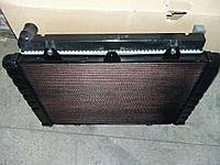 Радиатор Газель NEXT алюминиевый (2ух рядный) с медным интеркуллером (пр-во Иран Радиатор)
