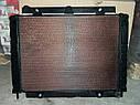 Радиатор Газель NEXT алюминиевый (2ух рядный) с медным интеркуллером (пр-во Иран Радиатор), фото 6