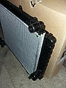 Радиатор Газель NEXT алюминиевый (2ух рядный) с медным интеркуллером (пр-во Иран Радиатор), фото 7