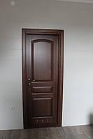 Двері міжкімнатні, масив сосни (модель 6)