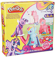 Набор для лепки Play-Doh Создай любимую Пони (B0009)