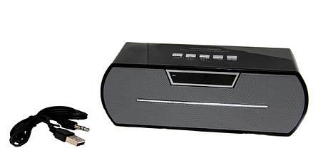 Bluetooth колонка SPS WS Y69+BT. Портативная mp3 колонка. USB, CardReader, pадио., фото 2