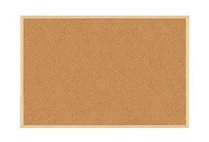 Доска пробковая BUROMAX 60х90 см деревянная рамка