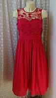 Платье красивое летнее Little Mistress р.44 7503