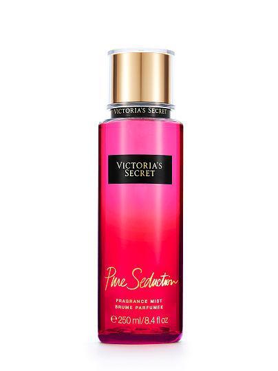Victoria's Secret Pure Seduction Fragrance Mist 250 мл оригинал парфюмированный спрей