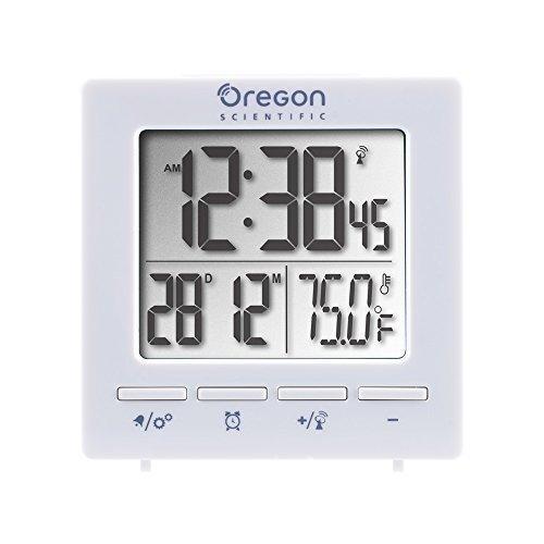 Часы будильник с спутниковой синхронизацией с подсветкой Orion RM511