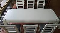 Деревянный стол и стулья для кухни столовой