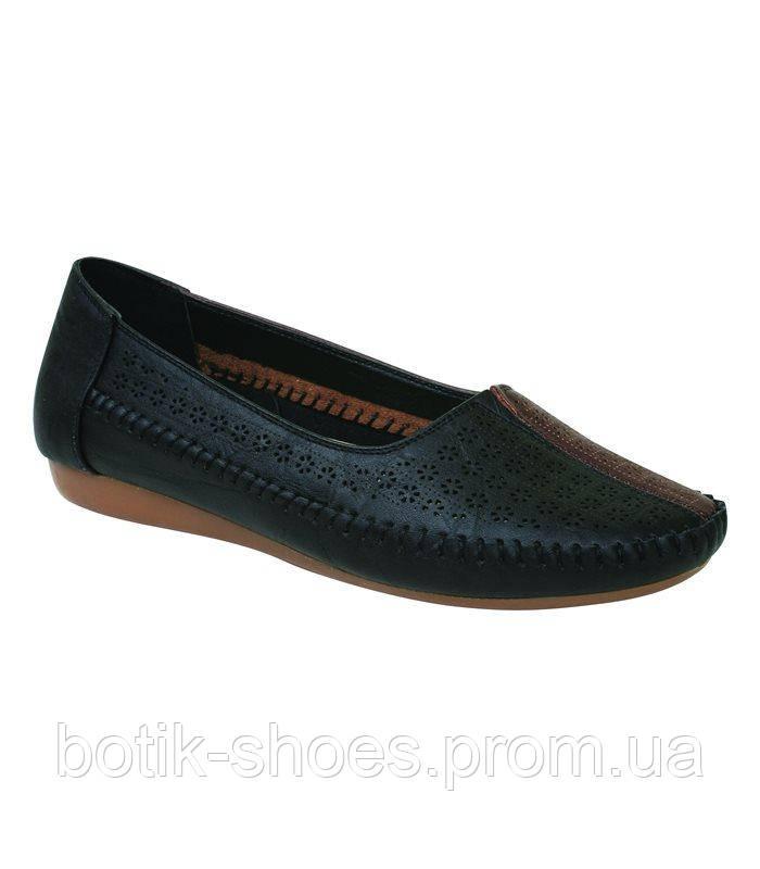 Женские Удобные Черные Коричневые Туфли на Низком Ходу 6b36658d6fe02