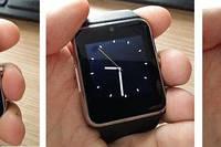 Смарт часы Apple Watch GT08. Умные часы Apple копия! sim SD карта