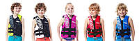 Детские страховочный жилеты Neoprene Vest Youth в пяти цветах