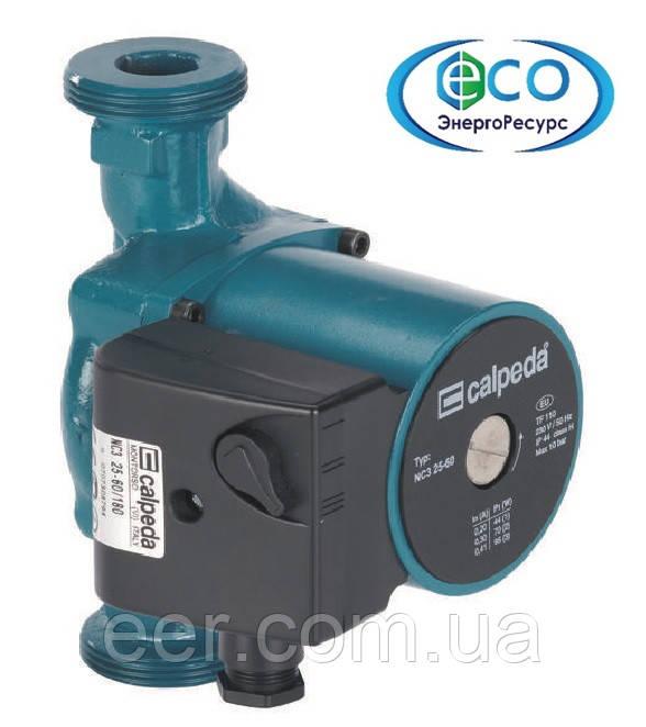 Циркуляционный насос Calpeda NC3 25-60/130