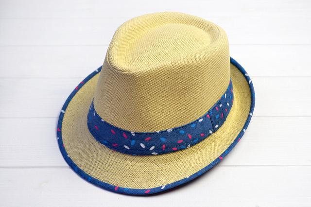 Шляпа челентанка Мальорка