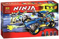 Конструктор Ninja Шагоход Джея 10396