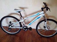 Горный спортивный велосипед 26 дюймов Azimu Extreme   (оборудование SHIMANO)белый ***
