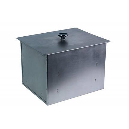 Коптильня для горячего копчения двухъярусная 1142, фото 2