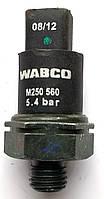 Датчик аварийного давления воздуха /на тормозном кране/ WABCO
