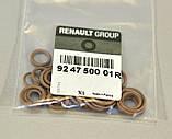 Комплект сальников для трубок кондиционера на Renault Master III 2010-> Renault (Оригинал) 924750001R, фото 3