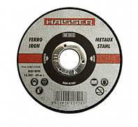 Круг отрезной   HAISSER 125*1*22 (металл, нерж.)