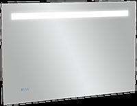 Зеркало для ванны JACOB DELAFON FORMILIA EB1161-NF,с часами,подсветкой и сенсорным выключателем