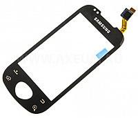Тачскрин для Samsung i5800 Galaxy 580. черный