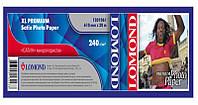 Бумага Lomond для струйных принтеров, Premium Satin, 240 г/м2, 610 мм х 30 метров