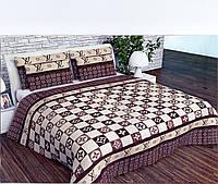 Полуторный комплект постельного белья LOUIS VUITTON